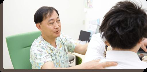 整形外科学会専門医・日本リウマチ学会専門医による治療